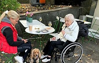 – Ønsker byrådet å sulte de eldre til en tidligere død?