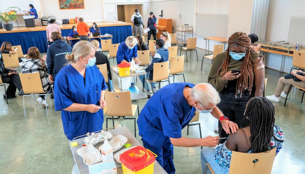 Det blir en ny vaksinehverdag for Oslos befolkning da ordningen med vaksinesentere legges om fra midten av oktober.