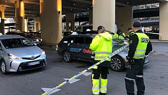 Én av fire drosjer i storkontroll fikk bruksforbud