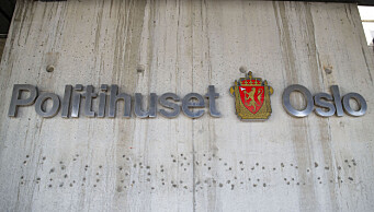 Oslo-politiet felt for etnisk diskriminering