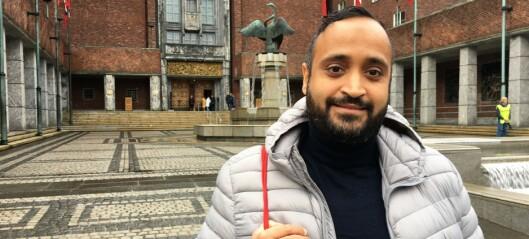 Hørt om Abdullah Alsabeehg? Her er mannen som kan bli Oslos neste varaordfører