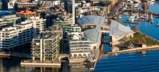 En typisk boligeier i Oslo har tjent tre årslønner på å eie siden 2007
