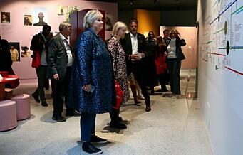 Holocaustsenterets nybygg åpnet: - Vårt forsvarsverk mot rasisme, sier Erna Solberg