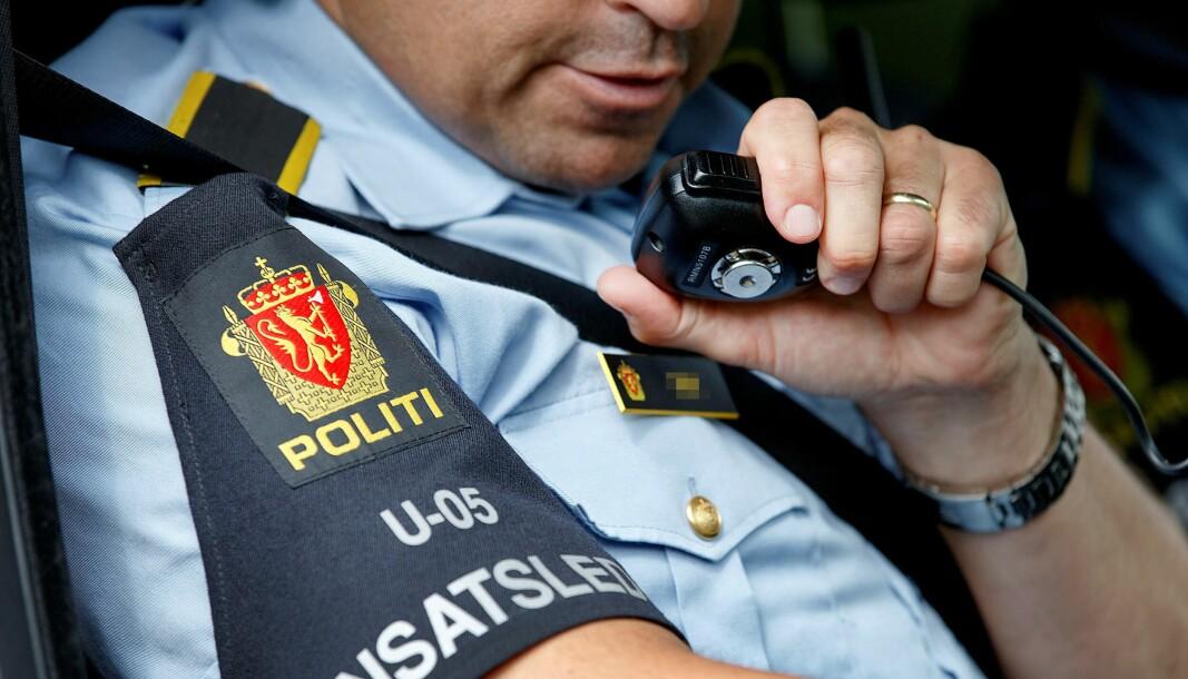 Ifølge politiet er de involverte i slåsskampen på Bryn natt til søndag russ.