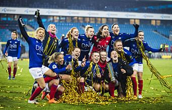 Vålerengas damer får tøff motstand i cupfinalen