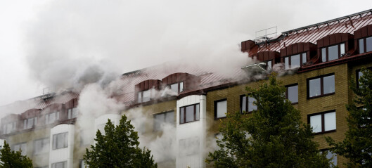 Politiet aksjonerte mot luksusvilla i et av Oslos mest eksklusive områder i jakten på svensk bombemann