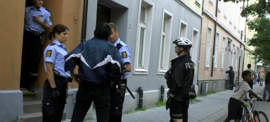Kjemper mot profilering: – Vi ber AP og SP i Hurdal om å innføre kvitteringsordning ved politikontroller