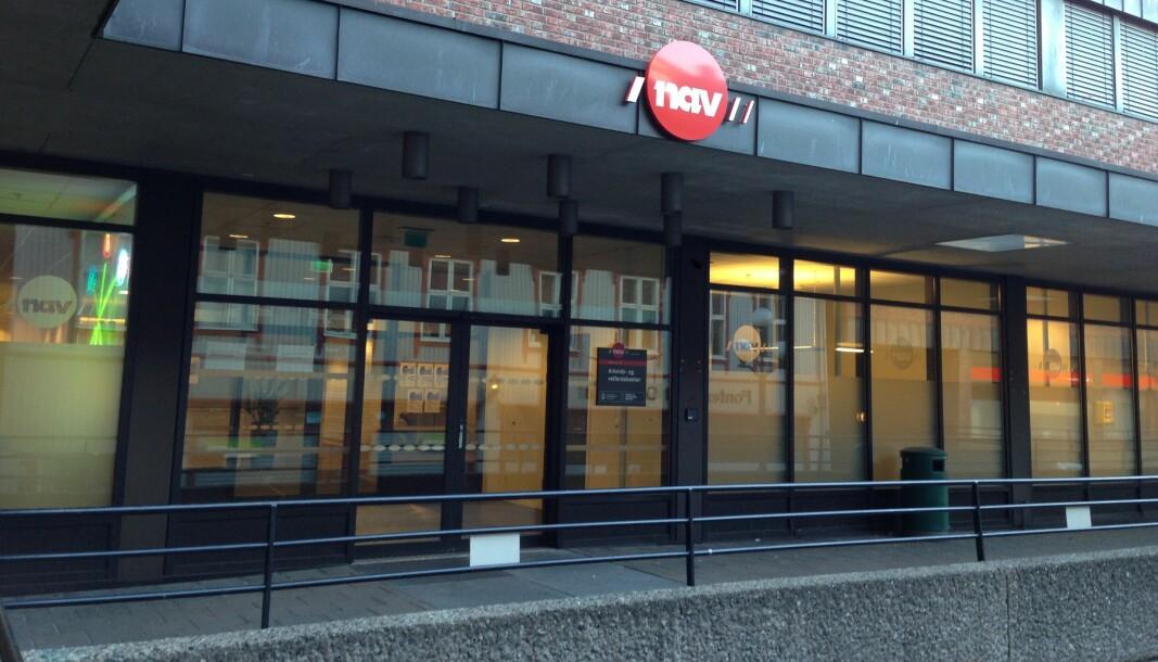 NAV-kontoret på Tøyen har mottatt en trussel og er stengt ut dagen.