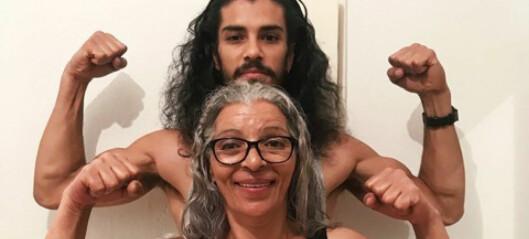 Mohamed (31) oppfyller morens drøm om å være danser