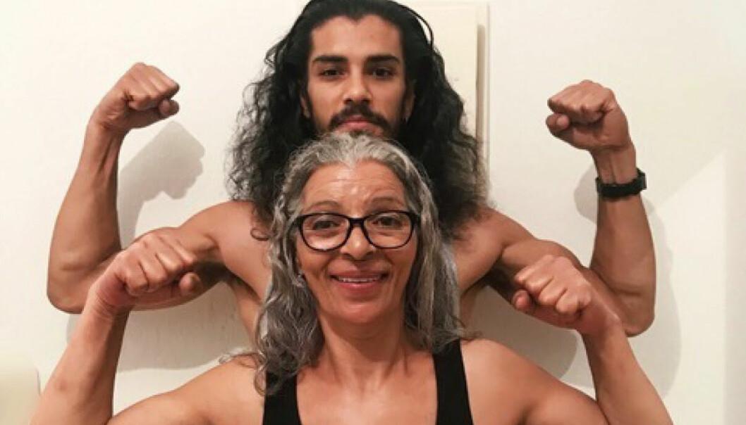 — Jeg vil gjerne gjøre min mors drømmen til virkelighet, sier Mohammed Toukabris.