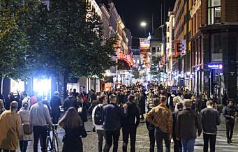 — Fritt frem for utelivsdiskriminering i Oslo