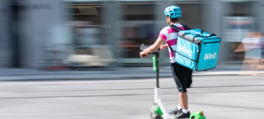 Oslo har fått flere klager på nye elsparkesykkelregler