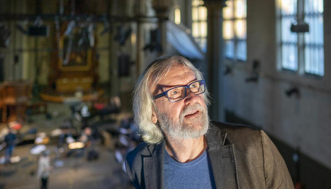 Produsent og låtskriver Erik Hillestad har i årevis vært en sterk pådriver for kirkekonserter.