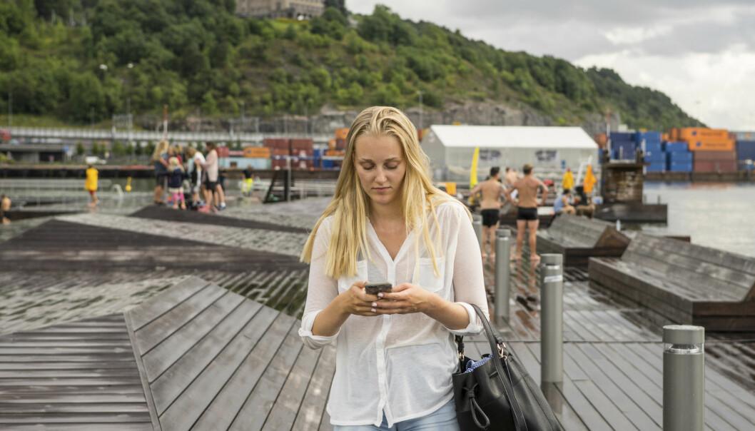 Advarer mot svindel via falsk sms: — Vi har mottatt meldinger om at flere har mottatt sms om tredje vaksinedose hvor Oslo kommune står som avsender, opplyser kommunen og ber folk ikke besvare sms`en.