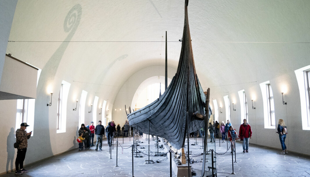 Det nye Vikingtidsmuseet skal etter planen bli over tre ganger så stort som Vikingskipmuseet.
