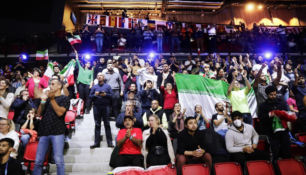Bryte-VM ble arrangert i Jordal Amfi i forrige uke.