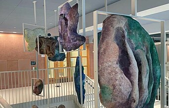 Torsdag avdukes nytt kunstverk på Rådhuset. Bryter med stilen ellers på Oslo rådhus