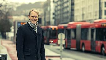 Elbilen passerer bensinbilen i Oslos bomringer