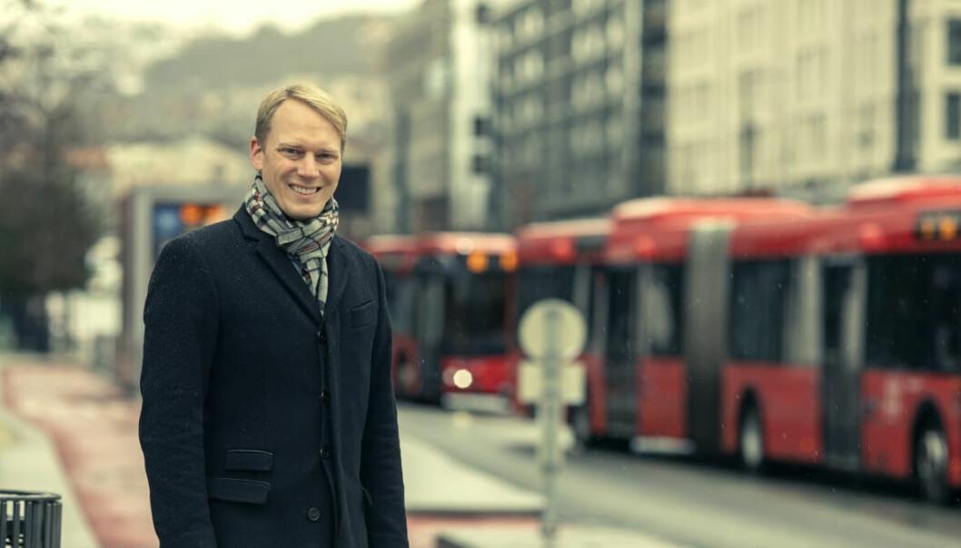 Trafikkanalytiker i Fjellinjen, Stian Strøm Arnesen, forteller at elbilen om ca tre år vil bli den vanligste bilen i bomringen.