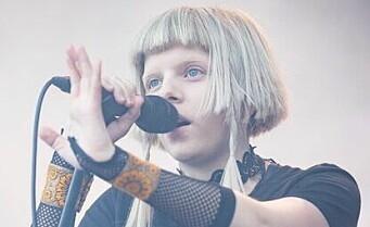 AURORA headliner Øyafestivalen 2022