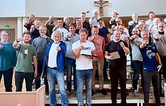 Søndag feirer Vålerenga mannskor 100 år med jubileumskonsert