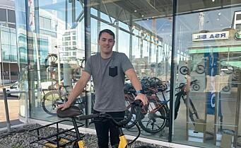 Her kommer Oslos største sykkelbutikk