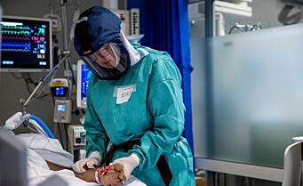 Fire koronadødsfall ved OUS hittil i oktober. Men smittetallene i Oslo har falt til juli-nivå