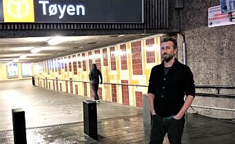 - Jeg elsker å snakke med folk på Tøyen, sier Bjarte Breiteig. Nå utgir han personlig Tøyen-roman