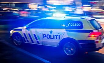 Knivstikking på Furuset. Flere politipatruljer i søk etter gjerningsperson