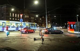 Mann pågrepet med machete ved Solli plass
