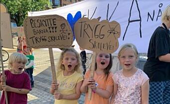 Nå blir Ruseløkka-elevene hørt. Klart bystyreflertall for å stenge Ruseløkkveien