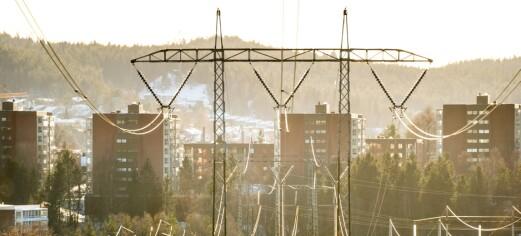 Forbered deg på prissjokk: Mandag morgen når strømprisen i Oslo nye rekorder