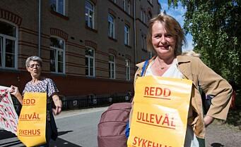 - Sp i Oslo står fortsatt støtt på at Gaustadprosjektet må stoppes og at Ullevål sykehus skal reddes