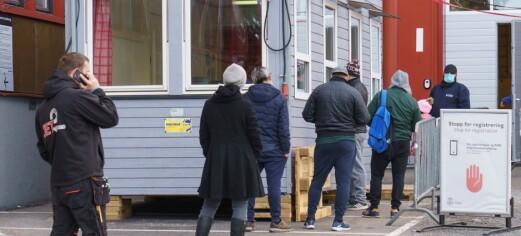 Omfattende brudd på arbeidsmiljøloven ved Oslos kommunale koronatesting