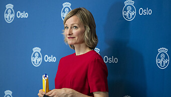 Inga Marte Thorkildsen slutter som skolebyråd