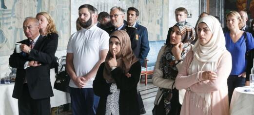 40 tros- og livssynssamfunn i Oslo skriver historie: Danner felles samarbeidsråd