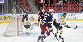 Kjempesløsing av sjanser fra Vålerenga ishockey mot Ringerike