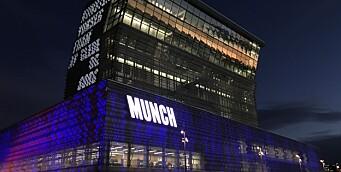 Vakkert og majestetisk ved åpningen av Munch-museet. Se bildene