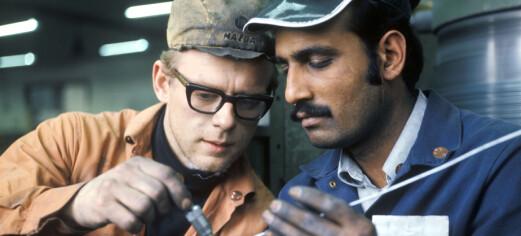 50 år siden den pakistanske arbeidsinnvandringen til Oslo startet. Se de historiske bildene