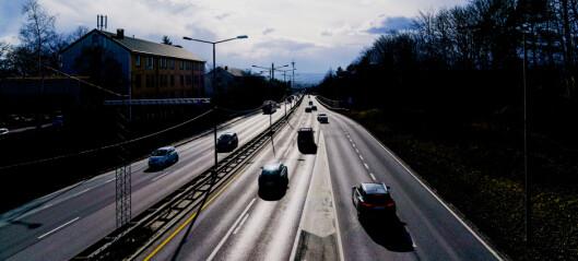 Trafikkontroll ved Veitvet resulterte i 43 fartsbøter og fire anmeldelser