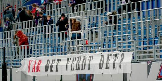 Vålerenga-fansen forlot stadion i VAR-protest mot Haugesund