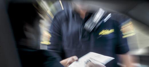 Ruset sjåfør (19) dømt ti ganger uten førerkort: Sa i retten at trusler på Mortensrud er så alvorlige at han ikke tør ta buss
