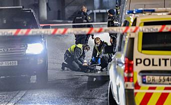 Stovner-skytingen: Fortsatt ingen siktet eller pågrepet