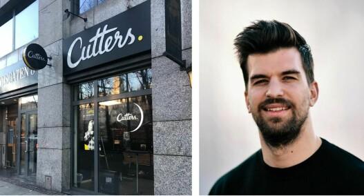 Frisørkjeden Cutters tyr til vervebonus, 10.000 kroner, for å få flere frisører