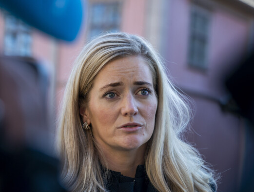 Justisministeren bekymret etter skyteepisoder i Oslo