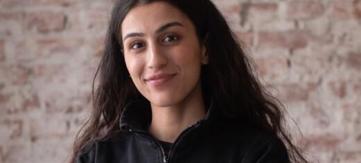 Sophia (23) etablerer Norges første galleri for kunst, teknologi og blockchain i Pilestredet